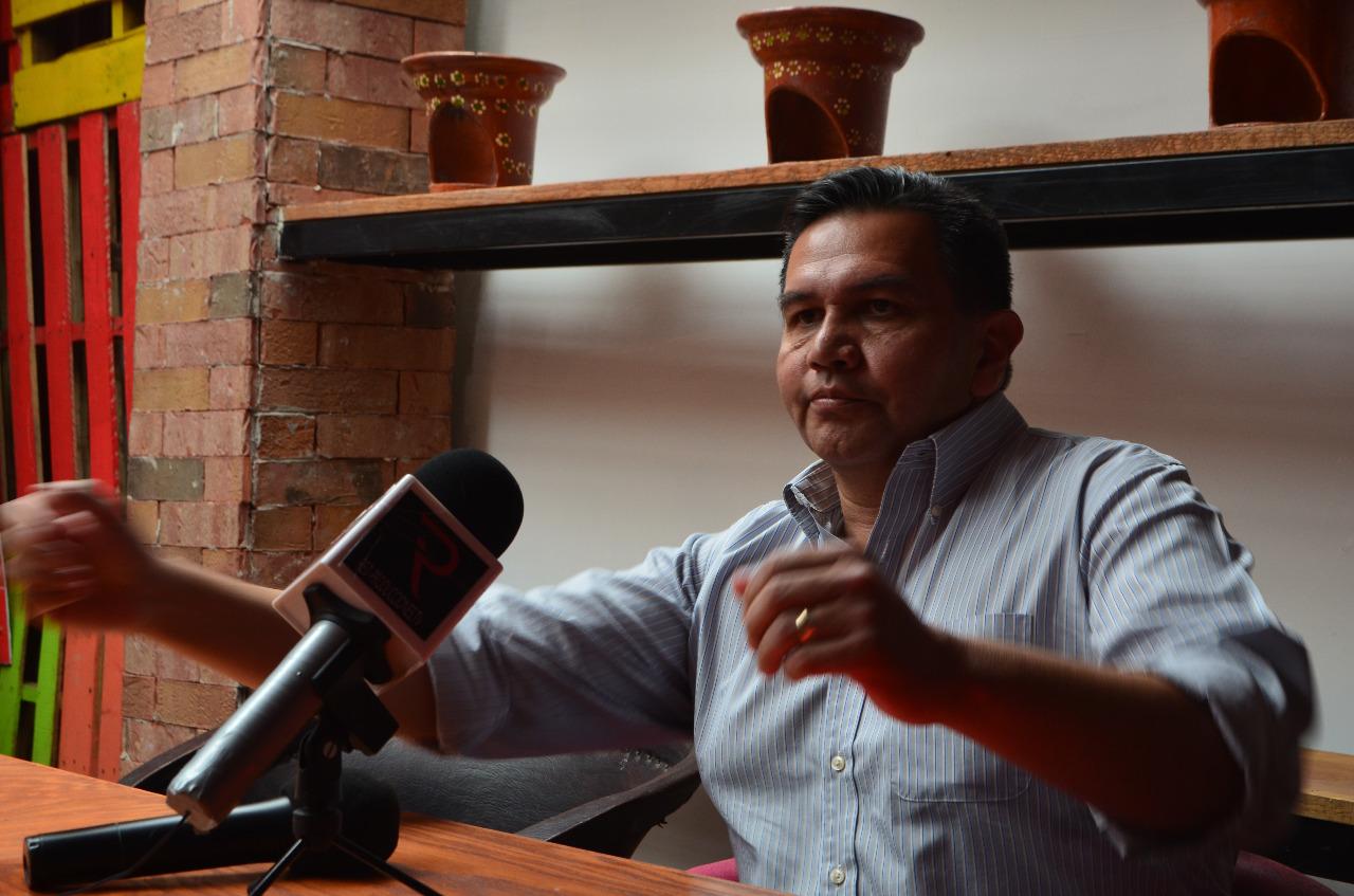 """""""Corral es el vulgar huevón"""", critica Pérez Cuéllar que saque el nombre de """"Duarte"""" para evadir errores"""