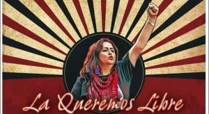 Ordena tribunal liberación de Abogada Susana Prieto