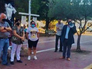 Respalda Humberto Chávez protestas en rechazo de persecución contra Susana Prieto