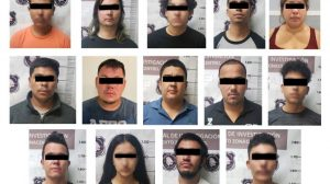 Cinco menores entre los 17 detenidos por actos vandálicos en Delicias