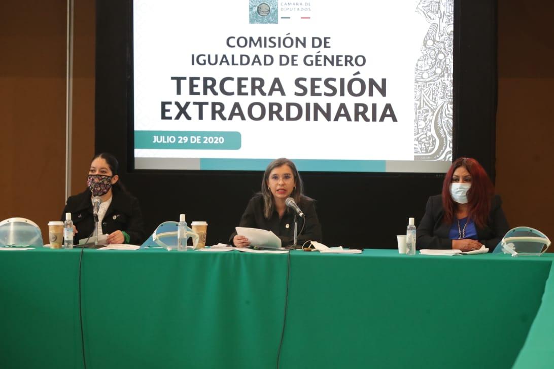 Aprueban en comisión 86 reformas en materia de paridad de género