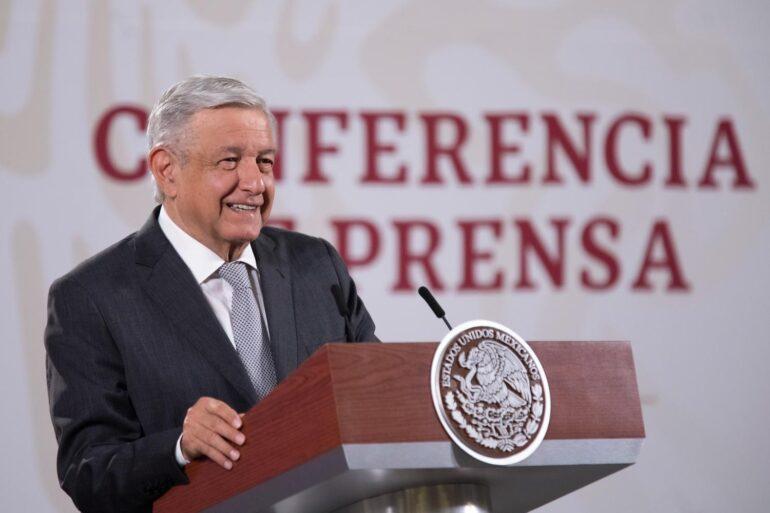 Advierte AMLO intensificar combate a la corrupción, prevé recuperación económica con T-MEC
