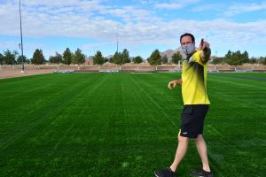 Supera los 33 mdp inversión para rehabilitación de la Deportiva Sur