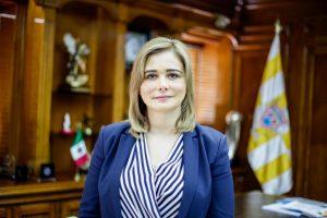 📹Para evitar más contagios, pide Maru Campos continuar con medidas de seguridad
