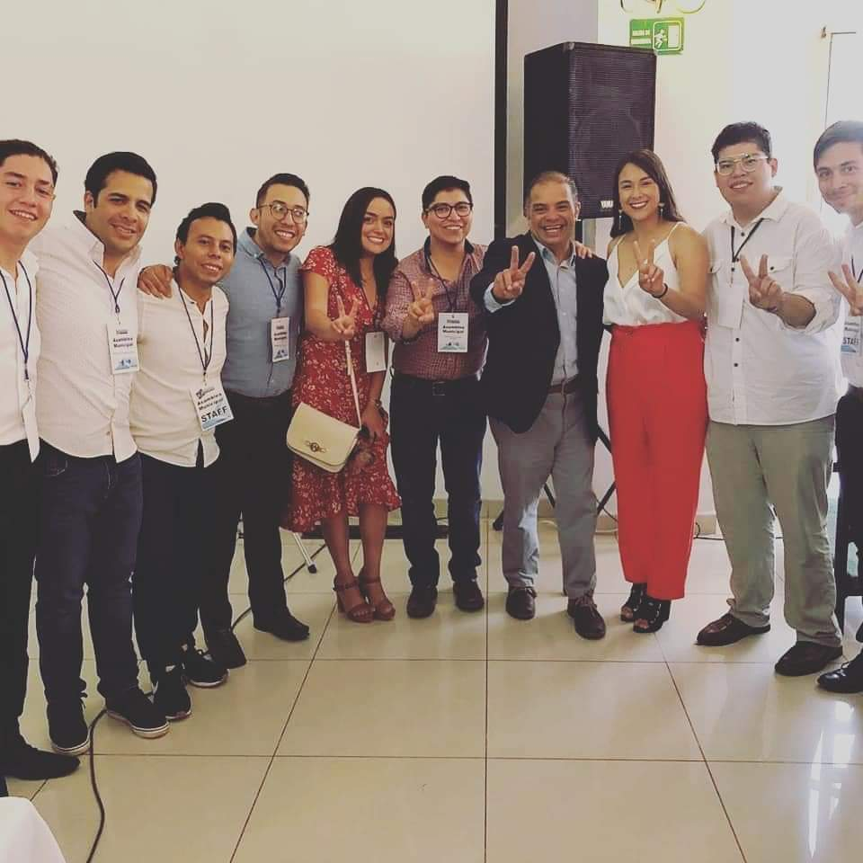 Impulsará PAN Municipal candidaturas de jóvenes militantes