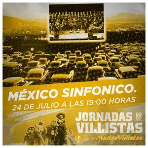 Este 24 de julio no te pierdas el auto-concierto México Sinfónico