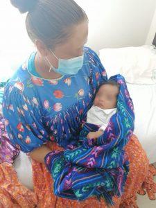 Tras 5 días hospitalizado, bebé rarámuri vence al CORONAVIRUS; es el primer caso en IMSS-Bienestar