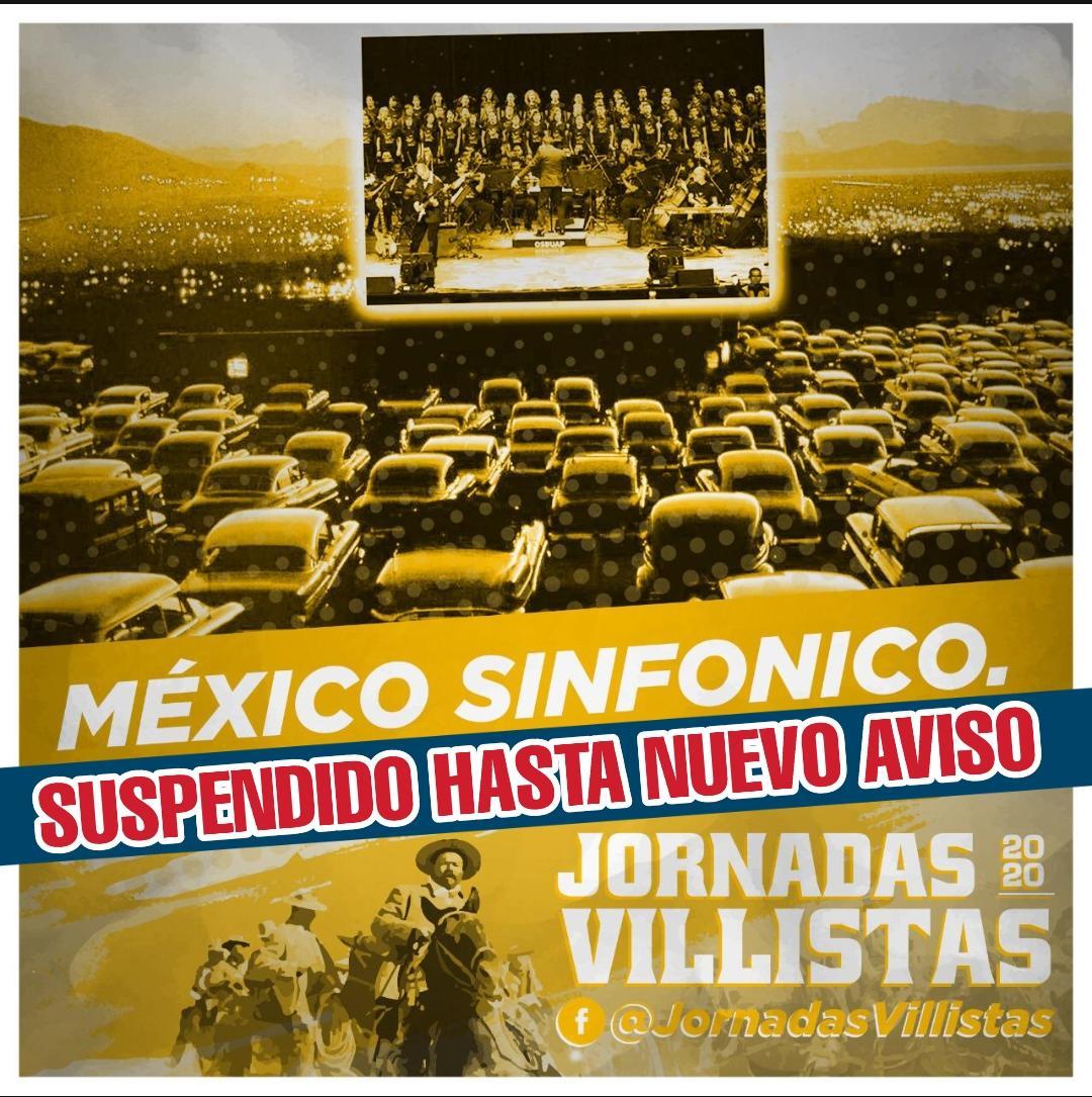 Se suspende el auto concierto México Sinfónico por Covid-19