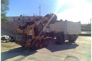 Piden a chihuahuenses evitar tirar basura en vía pública y evitar basureros clandestinos