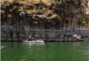 Retiran Bomberos 14 vehículos acuáticos en cuerpos de agua el fin de semana