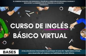 Darán curso básico de inglés para jóvenes y adolescentes