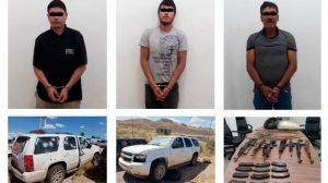"""Rescatan a 2 mujeres secuestradas por miembros del grupo criminal """"El Jaguar"""""""