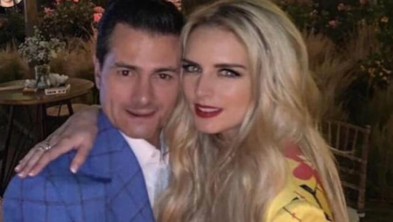 Peña Nieto y Tania están separados desde hace dos meses