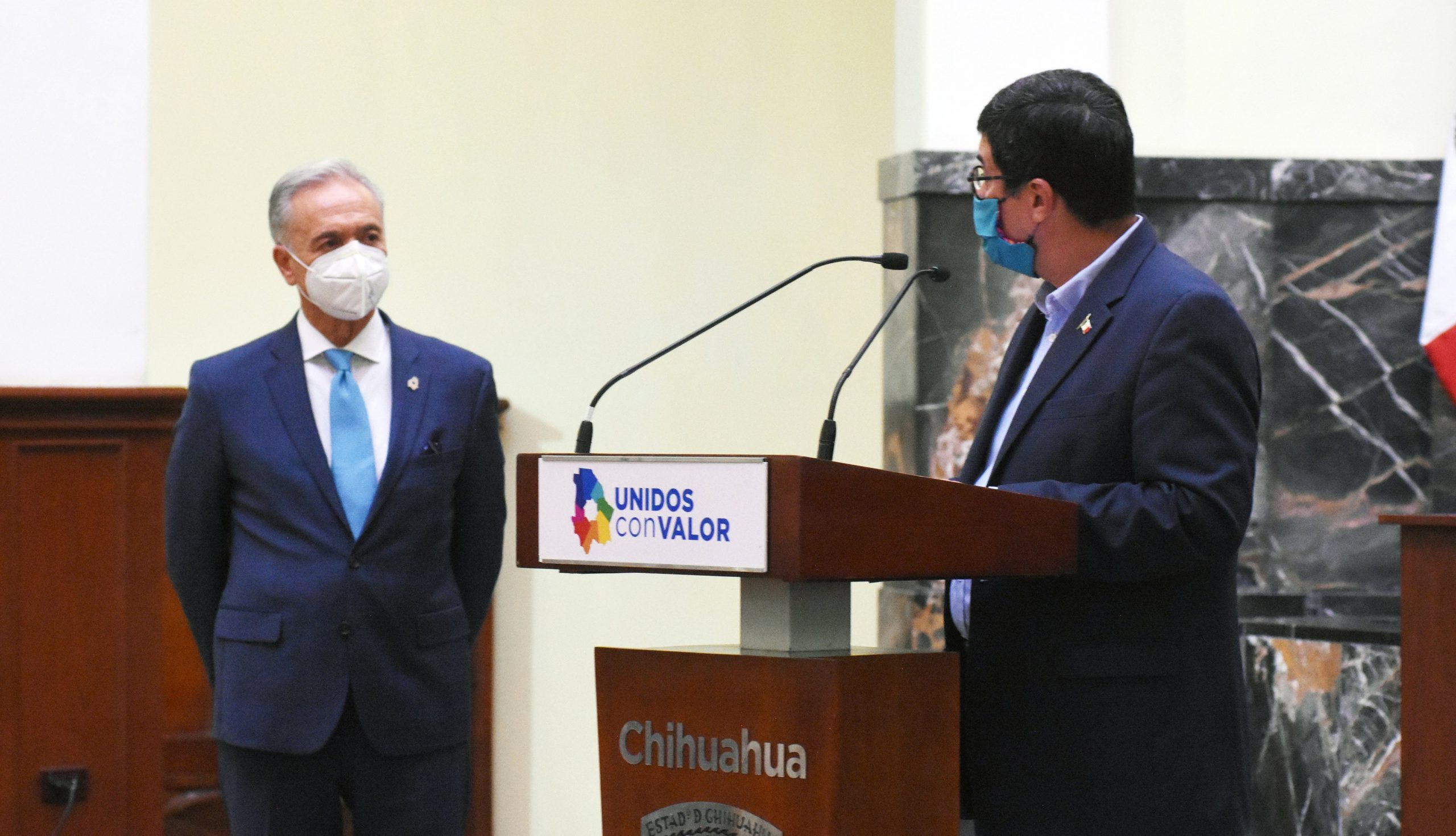 Exige Pérez Cuéllar a Corral nombrar a médico como titular de salud
