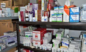Lozoya agradece la solidaridad de cerca de 2 mil donadores de medicamento