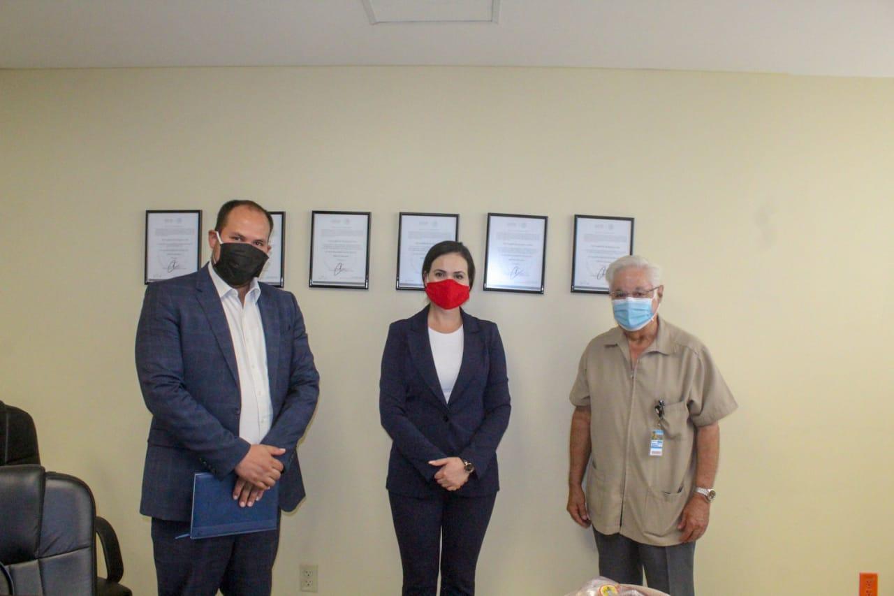 En Parral, todo el apoyo para la lucha contra el cáncer infantil: Alfredo Lozoya