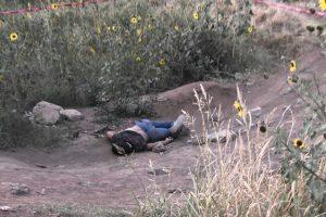 Tiran cuerpo en la colonia Veteranos