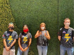 Destacan jóvenes a nivel mundial con equipo de robótica