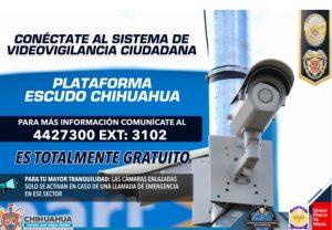 Invita DSPM a ciudadanos a conectarse a la PECUU