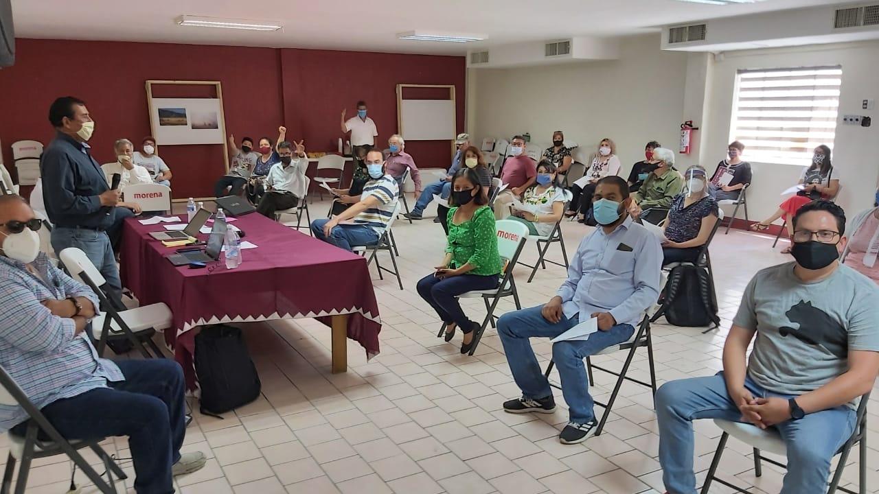 Respalda Morena a Gobierno de México y rechaza actos de terrorismo y violencia