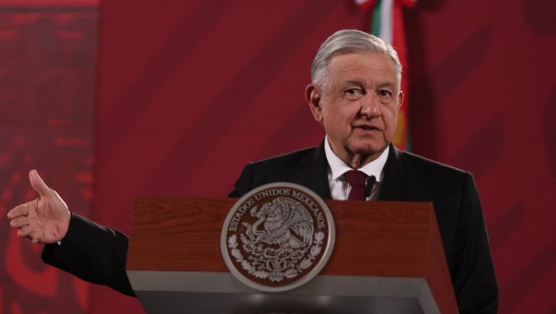 AMLO asegura que todos los mexicanos tendrán acceso a la vacuna contra Covid-19