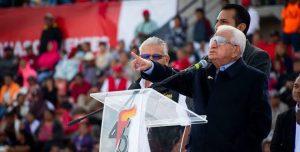 Congela UIF cuentas de líderes de Antorcha Campesina