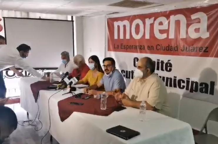 Piden cinco diputados de Morena que dirigencia nacional se renueve por encuesta abierta a externos