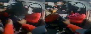 """Asaltante dispara a pasajero y lo mata: """"Para que vean que esto es real"""", dice"""