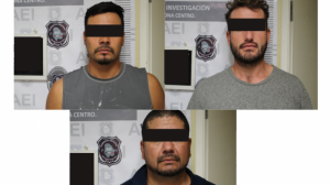 Desarticula Fiscalía célula criminal dedicada al robo de vehículo con violencia
