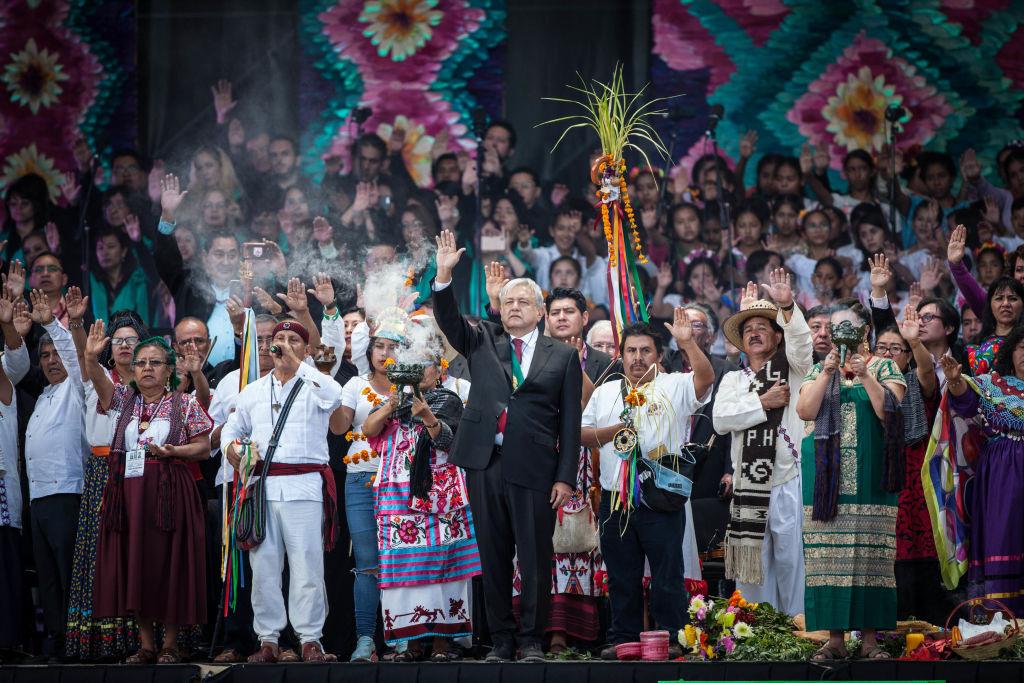 """Coloca """"Morning Consult"""" a AMLO como el tercer Presidente mejor calificado en el mundo"""