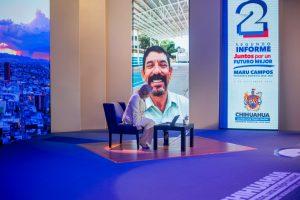 2do Informe: Destaca Maru Campos cobertura universal de becas por cuatro años consecutivos