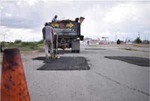 Atendió Gobierno Municipal 4 mil 530 reportes de baches durante agosto