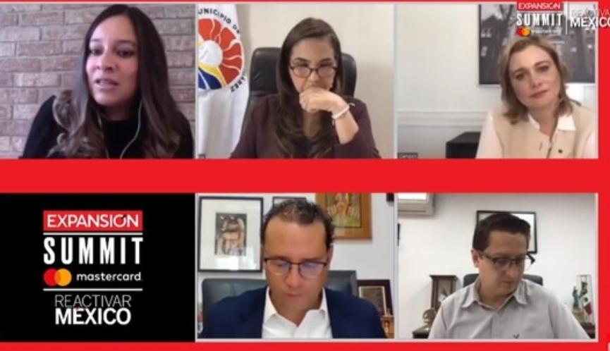 Presenta Maru Campos estrategias exitosas ante COVID 19 en foro nacional