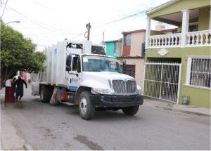 Trabajará con normalidad servicio de recolección de basura
