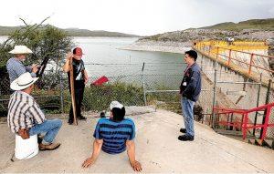 Pagará México agua a EU de presas internacionales