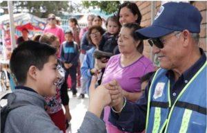 Pagará Municipio sueldo a 93 abuelitos policías pese a cierre de escuelas