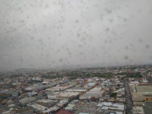 Pronostican lluvias y descenso de temperatura en estados del norte