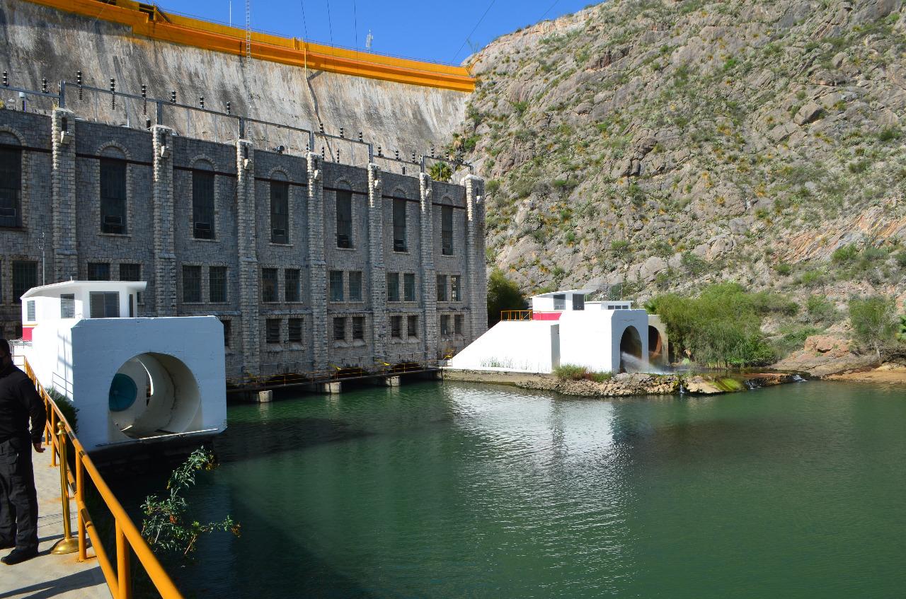 Detalla Conagua extracción de las presas federales en Chihuahua en 2017