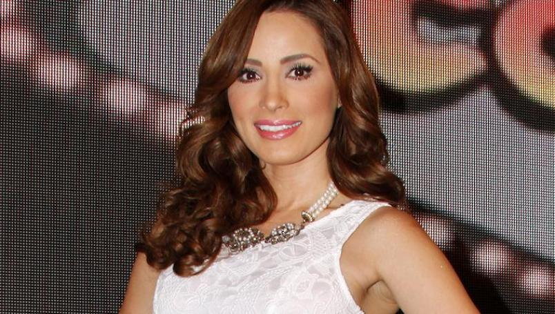 Cynthia Rodríguez se presume en foto con diminuto vestido