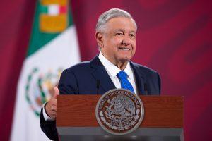 Señala AMLO que buscan candidatear a Gustavo Madero con conflicto del agua en Chihuahua