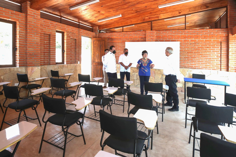 """Inaugura AMLO Universidad para el Bienestar """"Benito Juárez"""" en Tlaltizapán de Zapata, Morelos"""