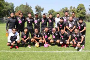 El 90% de este equipo de fútbol es gay; asumen rol del tercer género