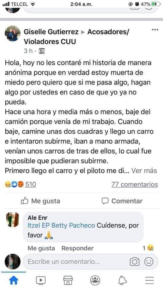 FALSOS LOS POST DE LEVANTONES DE MUJERES SEÑALA EL FISCAL PENICHE