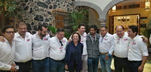 Otorga Tribunal Electoral registro al partido Redes Sociales Progresistas