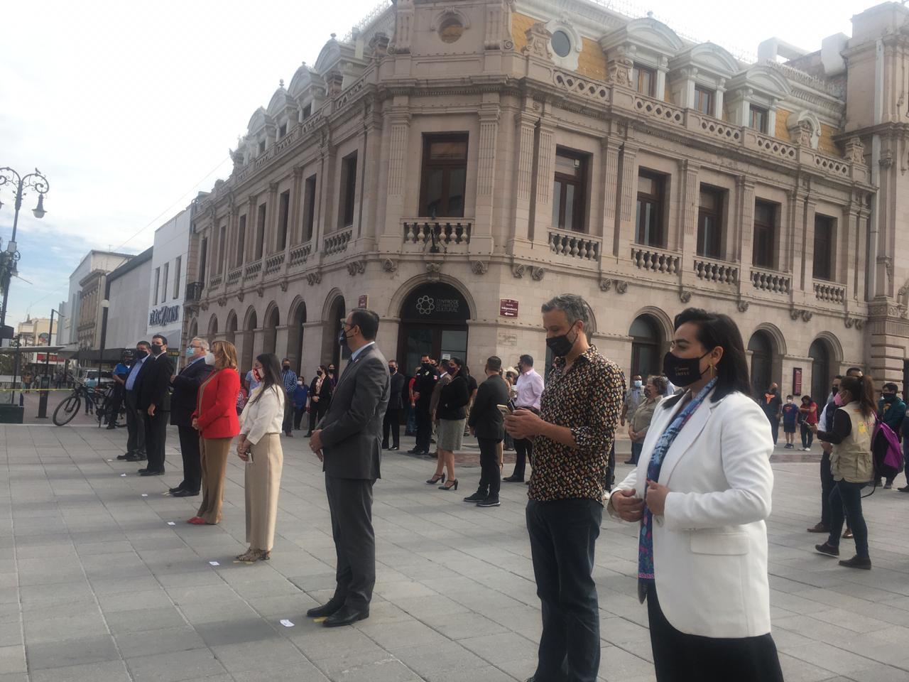 Conmemoran el 311 aniversario de la fundación de Chihuahua