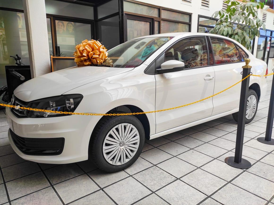Anuncia Lozoya sorteo del contribuyente cumplido; incluye un automóvil
