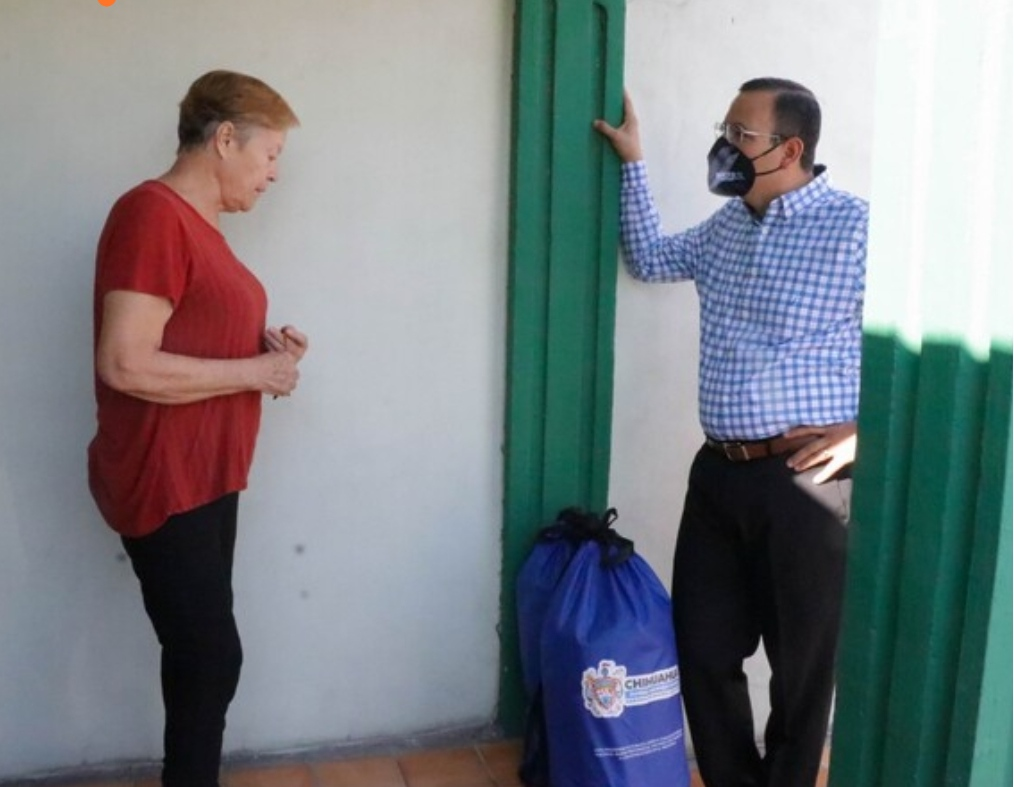 Inicia tercera entrega de apoyos alimentarios a 7 mil abuelitos