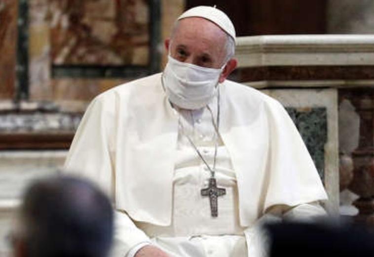 Papa Francisco respalda uniones civiles entre personas del mismo sexo