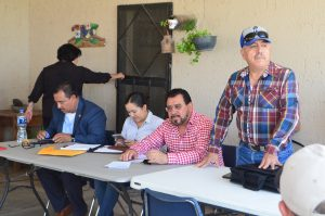 Hay interés federal en campo Chihuahuense: Morena por anuncio de reactivación de Planta de Fertilizantes en Camargo