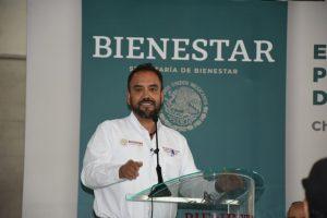 Va Juan Carlos Loera por la candidatura de Morena a la gubernatura, renuncia a la Delegación